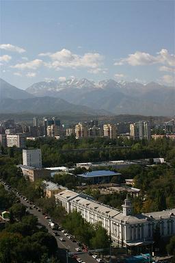 Almatyskyline