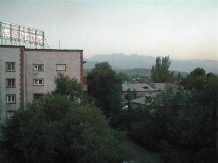 view tonorth