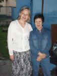 Anna and Aliya