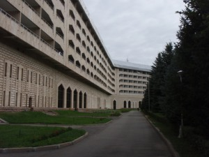 HUGE sanatorium