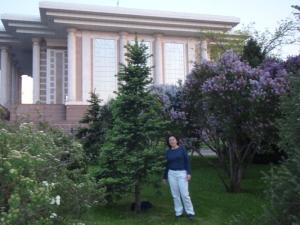 Marielena in Prez park