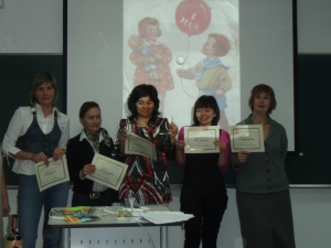 May 1 picture with 5 certificates