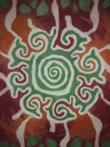 art pattern II