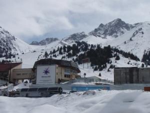 Shimbaluk skiing area
