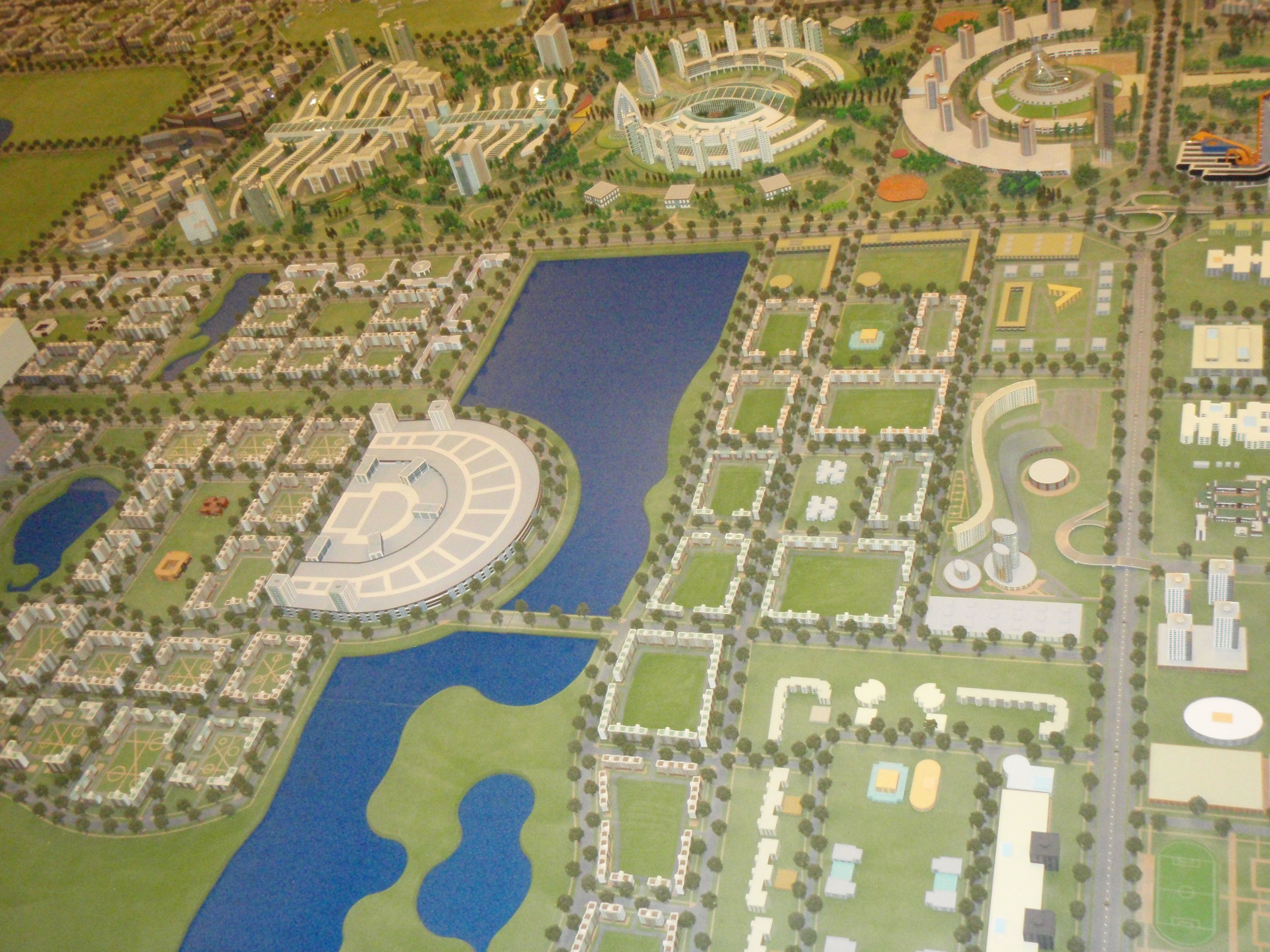 Astana city plan and Charge of the Light Brigade Kazakhnomads