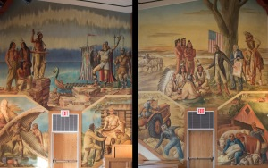Kiehle murals
