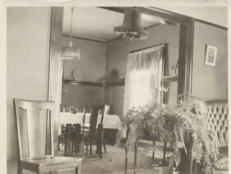 Supt. living room pre 1900